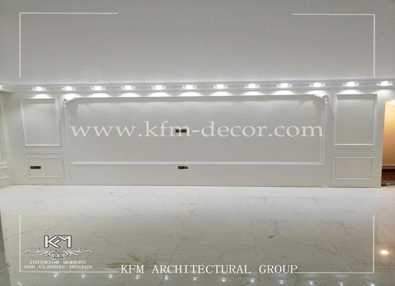 پروژه اجرایی شرکت kfm ، پروژه شهرک غرب ، ایران زمین ، پروژه پلی یورتان
